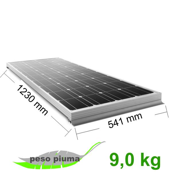 Pannello Solare Danneggiato : Kit pannello solare moove w grosso vacanze
