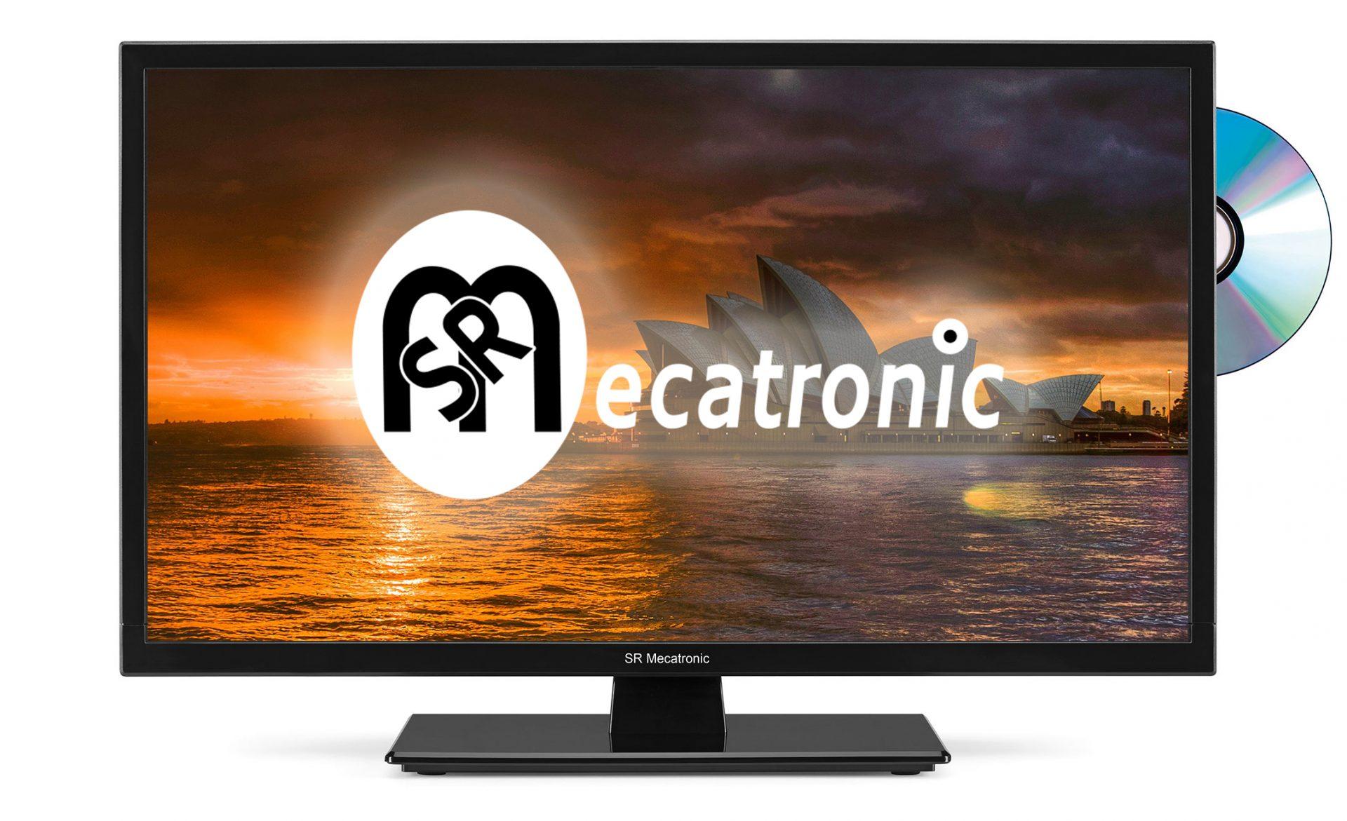 Carrelli Porta Tv Led.Tv Led Mecatronic Sr Tv 20 Sat Dvd Grosso Vacanze