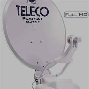 Antenne terrestri e satellitari