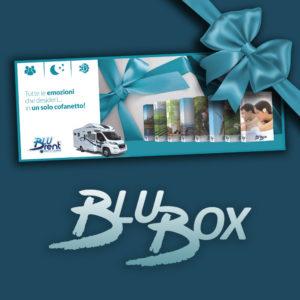 Blubox & Gift Card Blurent