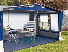 Stuoia lux 500x250 azzurra grosso vacanze for Stuoia camper fiamma